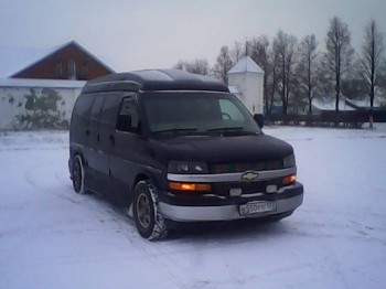 Chevrolet Express 2005 4wd Дядя Федор - IMG_20151116_084326.jpg