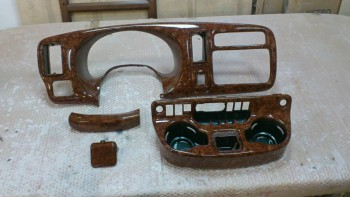 Аквапринт и реставрация деталей отделки салона. - DSC_3794.jpg