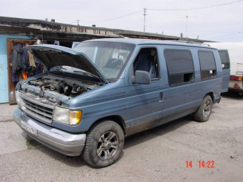 Ford Econoline E-150 ,1992 , Inline 4.9, АКПП C6 . - DSC00486.JPG