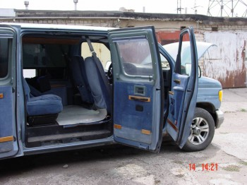 Ford Econoline E-150 ,1992 , Inline 4.9, АКПП C6 . - DSC00480.JPG