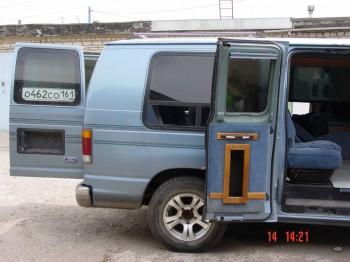 Ford Econoline E-150 ,1992 , Inline 4.9, АКПП C6 . - DSC00481.JPG