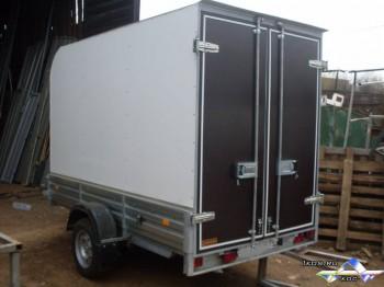 Прицеп грузовой Багем-81073C-без тента - IMG_3473.JPG