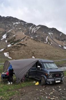 Главный Кавказский Хребет и что Вас может ждать, если приедете в гости. - 11.JPG