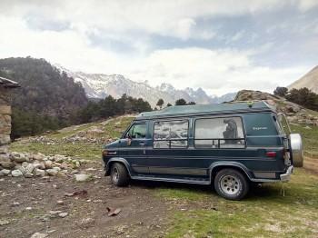 Главный Кавказский Хребет и что Вас может ждать, если приедете в гости. - 18.jpeg