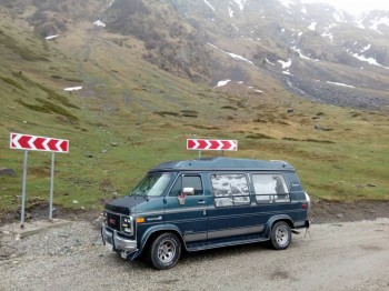 Главный Кавказский Хребет и что Вас может ждать, если приедете в гости. - 23.jpeg