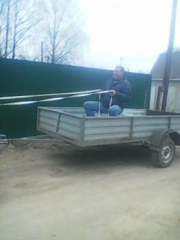 Прицеп грузовой Багем-81073C-без тента - IMG_3575.JPG