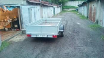 Прицеп грузовой Багем-81073C-без тента - IMG_3571.JPG