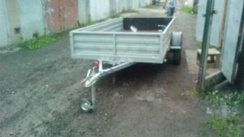 Прицеп грузовой Багем-81073C-без тента - IMG_3572.JPG