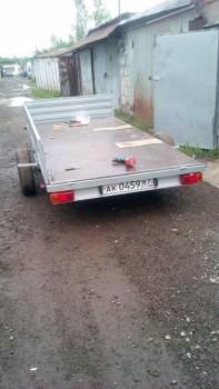 Прицеп грузовой Багем-81073C-без тента - IMG_3573.JPG