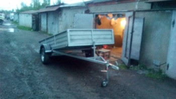 Прицеп грузовой Багем-81073C-без тента - IMG_3576.JPG