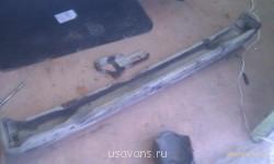 ТСУ фаркоп и проч. на Астро - изготовление - IMAG1270.jpg