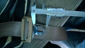 Защелка ремня безопасности Dodge - WP_20180621_001.jpg