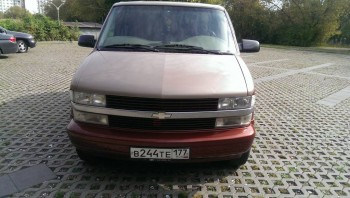 Chevrolet Astro 2003 г. Дорого. - IMAG0152.jpg