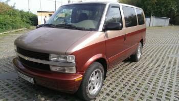 Chevrolet Astro 2003 г. Дорого. - IMAG0150.jpg