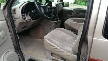 Chevrolet Astro 2003 г. Дорого. - IMAG0145.jpg