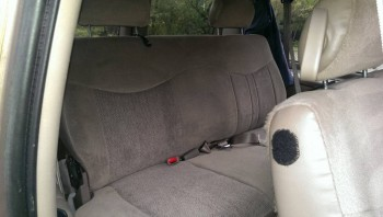 Chevrolet Astro 2003 г. Дорого. - IMAG0142.jpg