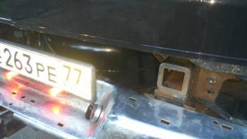Изготовление силового бампера - фото-гбо баллон сзади.jpg