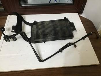 Масляный радиатор акпп стоковый оригинал, с трубками и адаптерами 3000 руб - 0EB80580-A3E3-4CA4-AE62-F1BF4D564DF3.jpeg