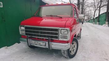 Продам низкокрышный Chevy Van G20 1983г.в. Vortec 5.3  - DSC_0285.JPG