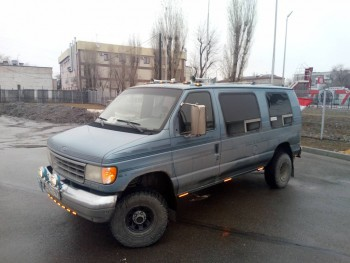 Ford Econoline E-150 ,1992 , Inline 4.9, АКПП C6 . - IMG_20190317_172552.jpg