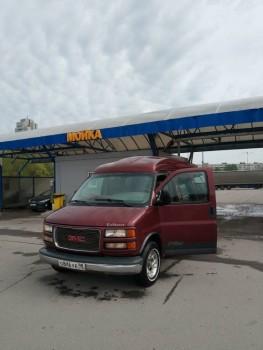 Два автобуса в семье: Chevrolet Astro AWD 2005г GMC SAVANA 1500 2001г - IMG_20190511_121433.jpg